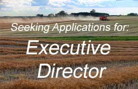 Seeking Applications for Executive Director