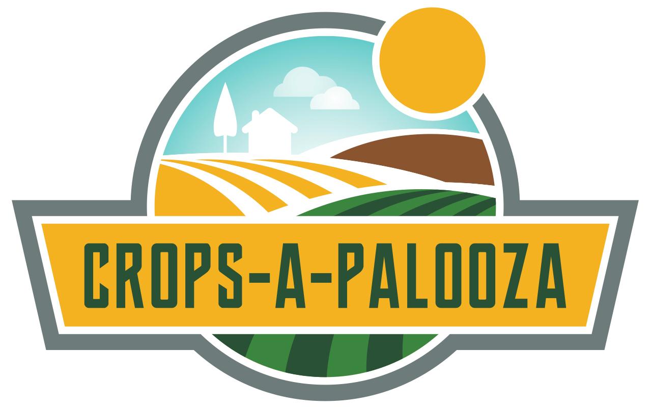 Crops-A-Palooza Logo