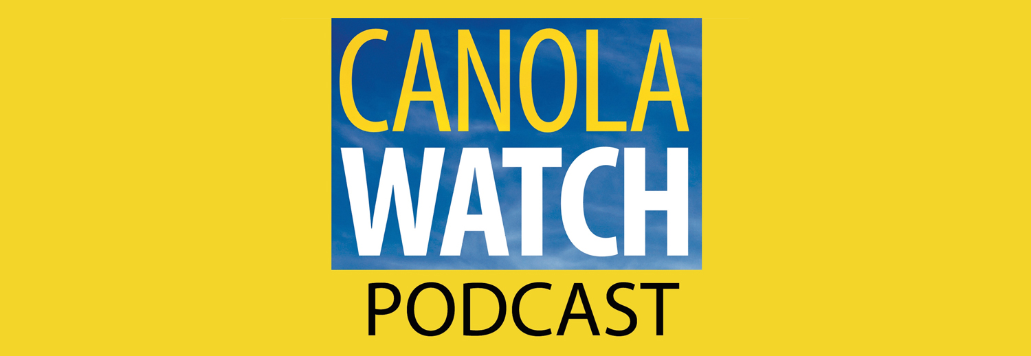 canola watch podcast