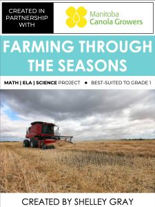 Farming Through the Seasons Cover